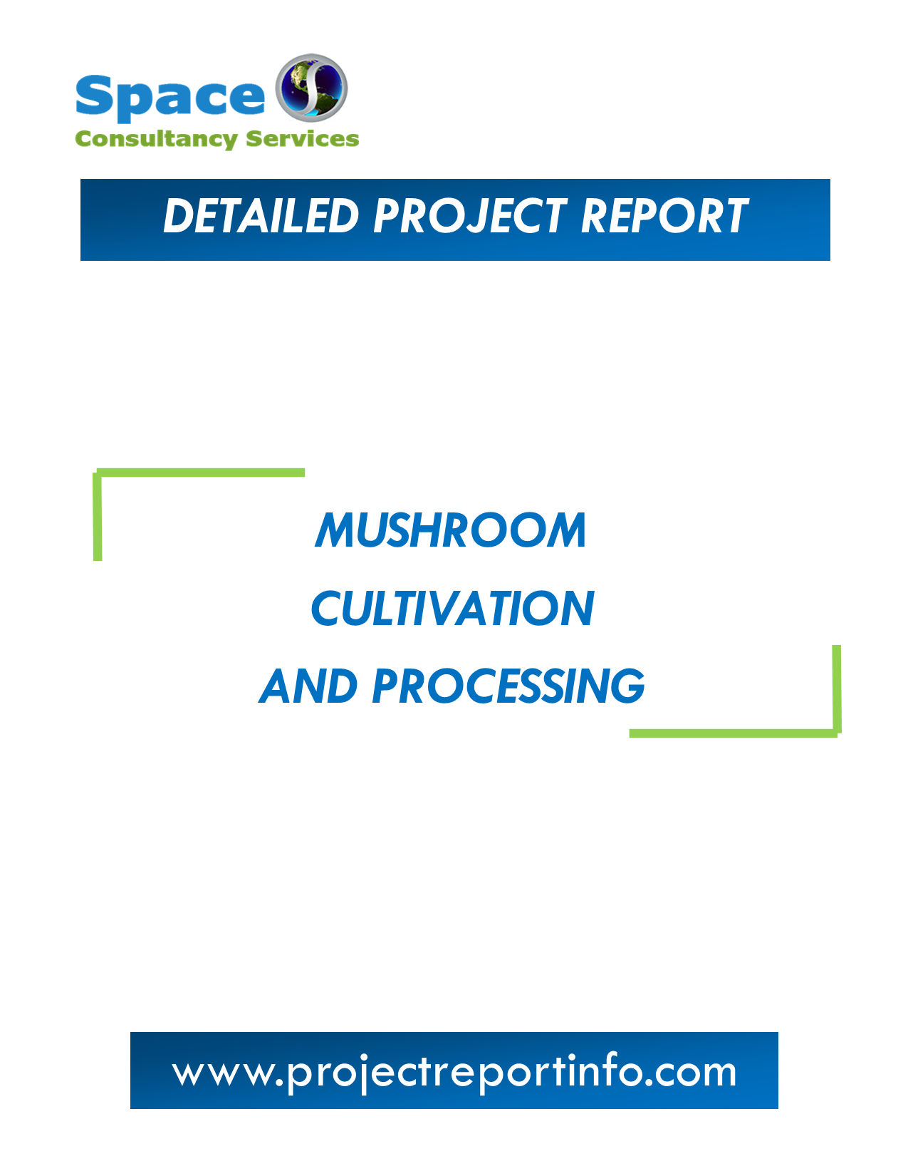 Project Report on Mushroom Cultivation and Processing