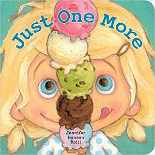 ice cream book using core word more
