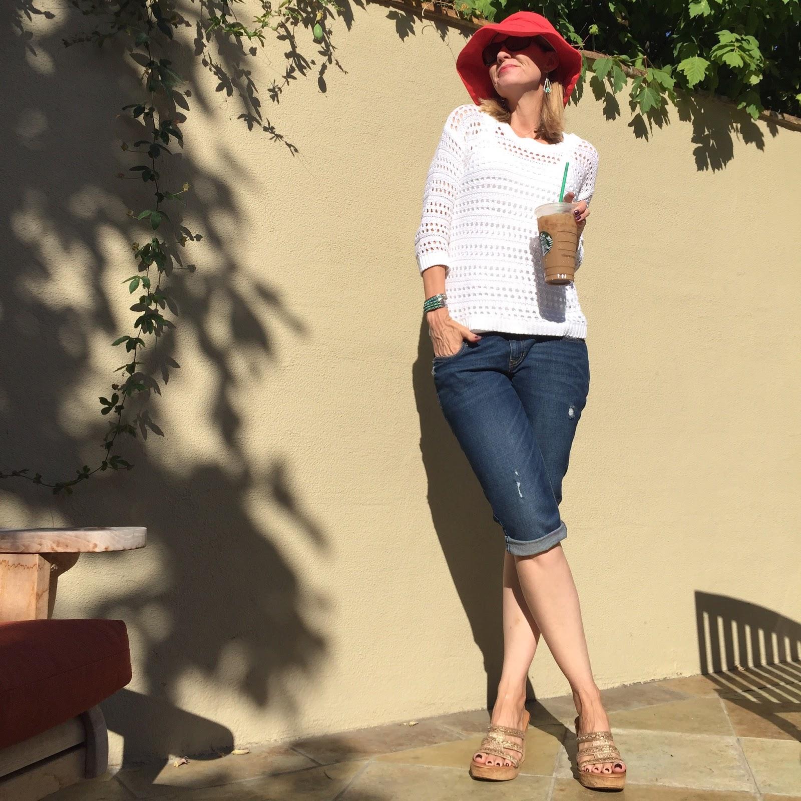 Scala Collezione Sun Hat Review - Fashion Should Be Fun 4e05df5ce88