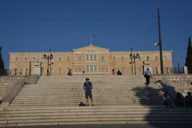 Parlamento Sarayı, Atina