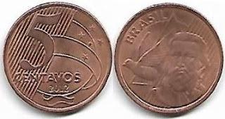 5 centavos, 2012
