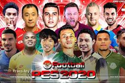 Shopee liga 1 Start Screen Pack - PES 2017