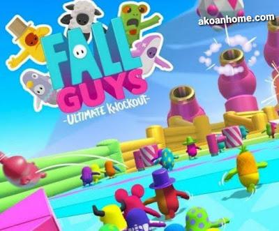 تحميل لعبة Fall Guys للاندرويد APK مجانا تنزيل فال قايز