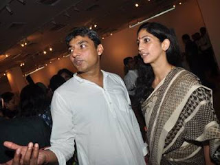 Ajay With Aditi At An Event Cms