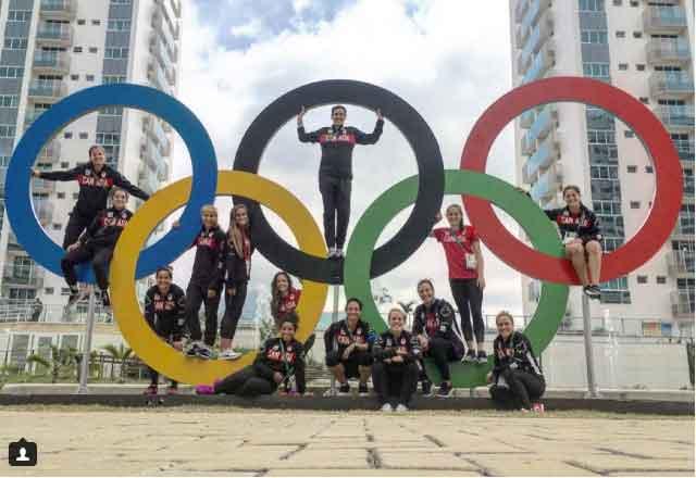 rio olympic athletes, rio 2016 team, rio athletes arriving date