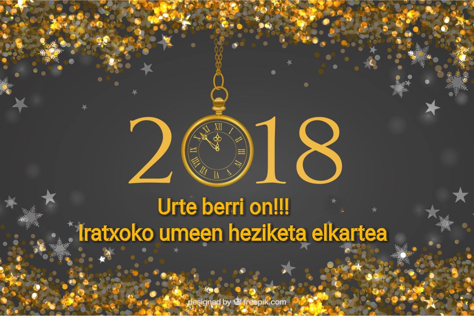 Feliz Ano Nuevo