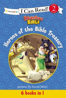 Heroes of the Bible (Book Review)