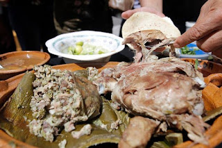 feria de la barbacoa Xochimilco 2020