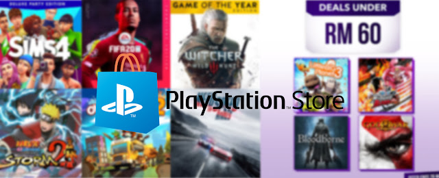 Game PS4: Tawaran Diskaun Ramadan Sehingga 85% Di Playstation Store