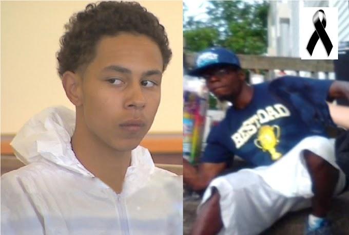 Adolescente dominicano de 16 años acusado por asesinato de afroamericano en Rhode Island