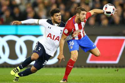 Yedlin for sale or loan + video vs Atletico Madrid