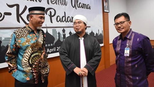 Keterlibatan Ulama Dalam Urusan Pengendalian Inflasi Saat Ramadhan Menjadi Langkah Maju