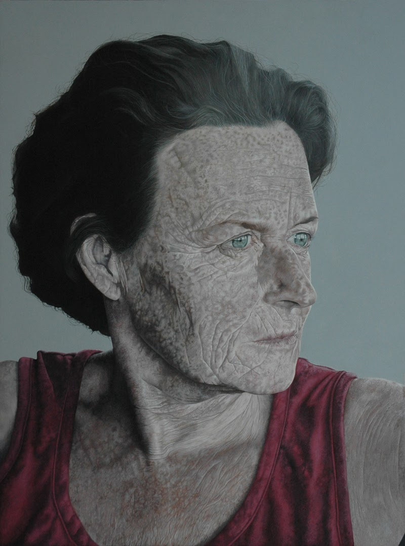 Portraits by Joshua Waterhouse from England.