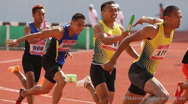 Makalah Lari Estafet Lengkap Dengan Gambar - Contoh Makalah