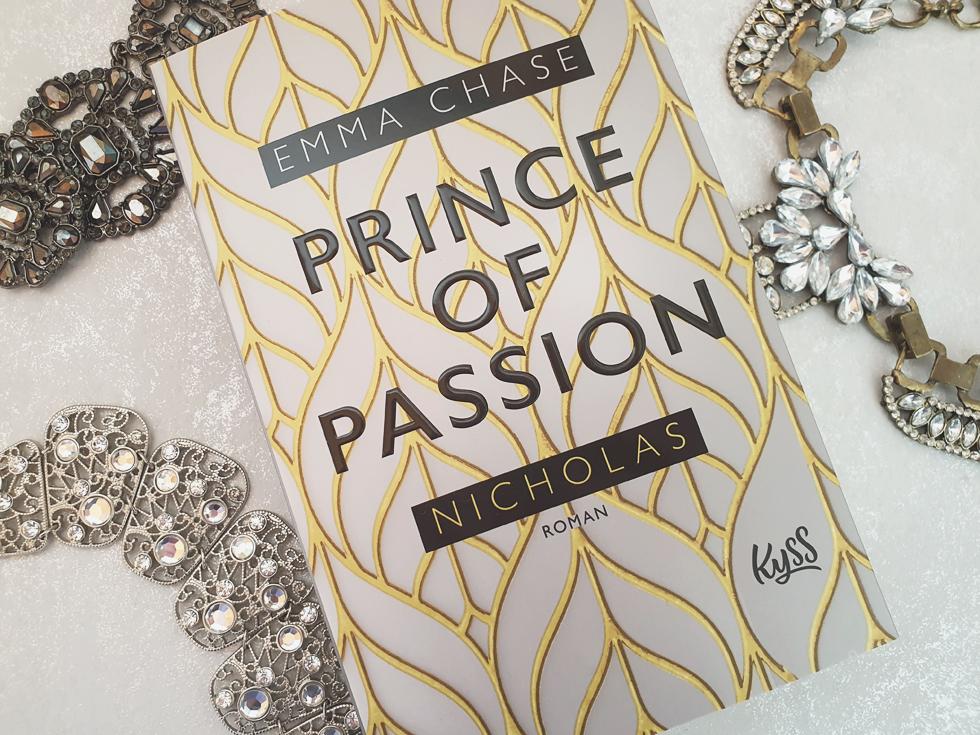 Buchvorstellung - Prince of Passion - Nicholas von Emma Chase