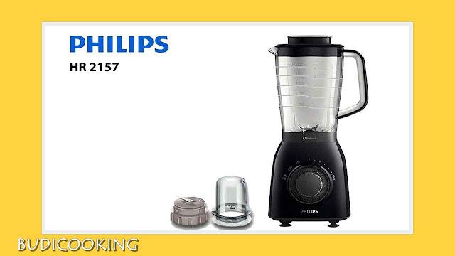 Review Blender Philips HR-2157 | Blender Anti Pecah