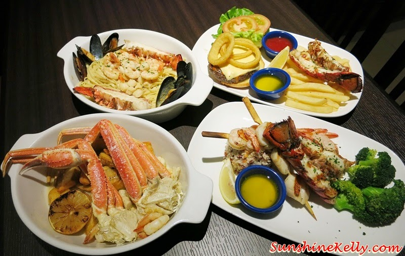 Red Lobster Malaysia, Intermark Kuala Lumpur, Food Review, Seafood Restaurant, American Seafood Restaurant, Biggest Seafood Chain Restaurant, fresh seafood restaurant, maine lobsters, boston lobsters, snow crab legs, snow crabs