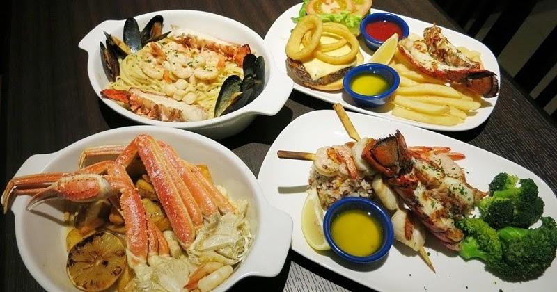 Red Lobster Seafood Restaurant Kl