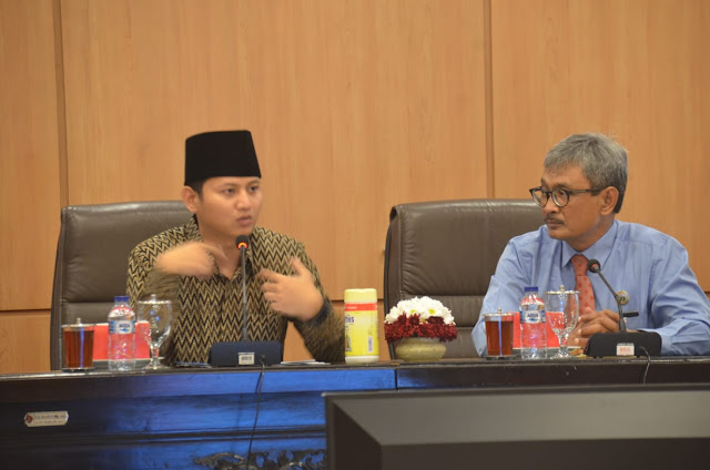 Pemprov Daerah Istimewa Yogyakarta Respon Positif Ajakan Kerjasama Budaya dan Perekonomian dari Pemkab Trenggalek