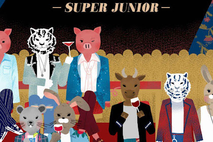Lyrics and Video Super Junior – Animals + Translation