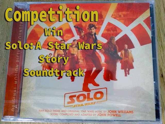 solo: a star wars story competition