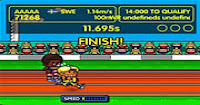 See if you can make a sprint for the finishline in Olympix Summer Games! #OlymicFlashGames #SummerGames #Summer