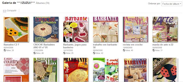 revistas, hogar, crochet, ganchillo, instrucciones