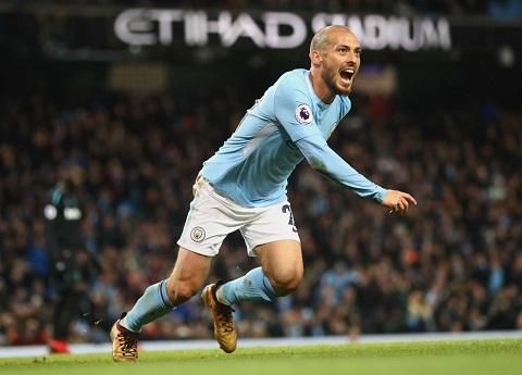 Silva sẽ dành toàn tâm sức thi đấu cho Man City