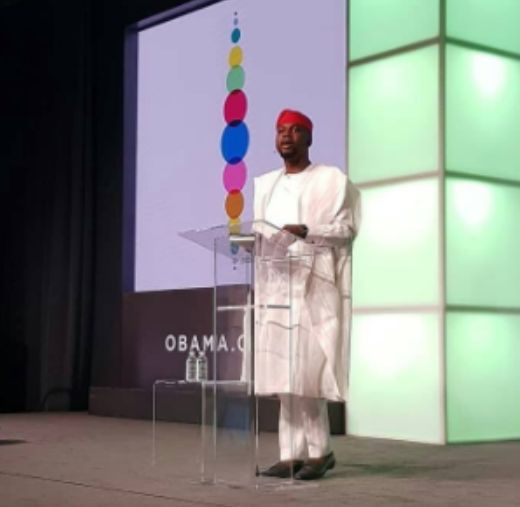 Debola Williams Speaks At The Obama Foundation Summit