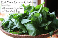 #EatYourGreens Challenge - Please Join In
