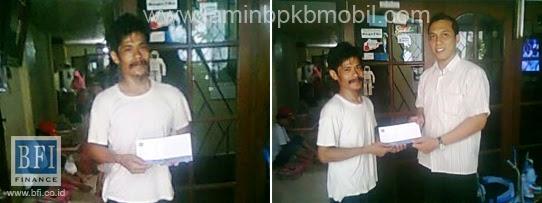 Testimoni Konsumen BFI Finance Bapak Kusnara, Bandung - Jawa Barat