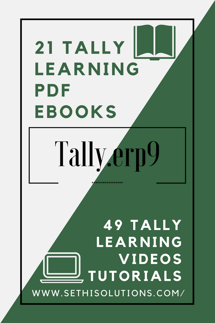 Download ebook free tally erp