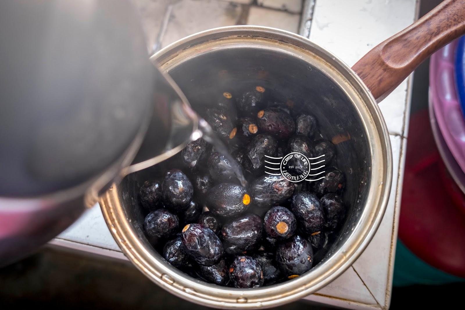 How to Prepare Buah Dabai to Eat