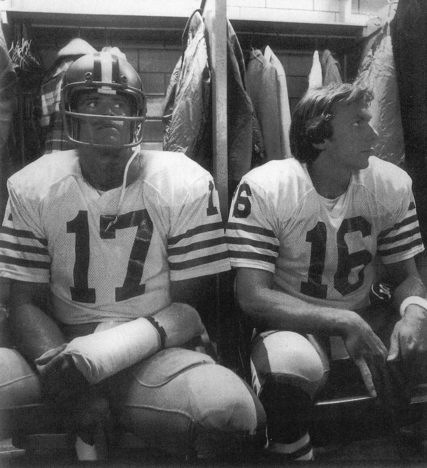 Pro Football Journal Bob Bruer And Joe Montanas First Nfl