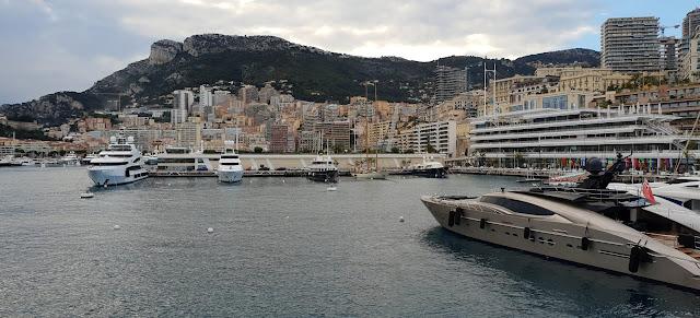 Monaco panoramic photo