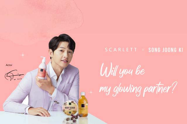 SongJoongKiXScarlett
