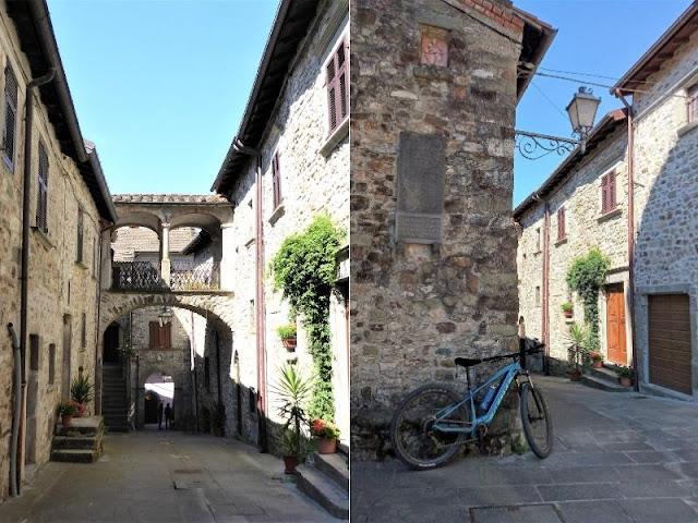 vicoli borgo di malgrate in lunigiana