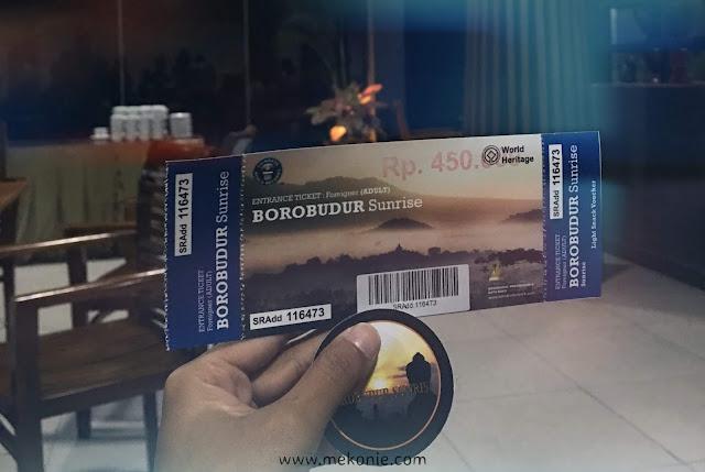 CANDI BOROBUDUR, YOGYAKARTA BERMULA ABAD KE-9