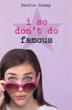 I SO DON'T DO FAMOUS   (book #4)