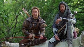 Dunia Sinema Robin Hood : Prince of Thieves Kevin Costner dan Morgan Freeman