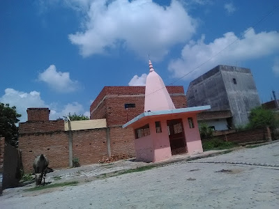 normal indian temple