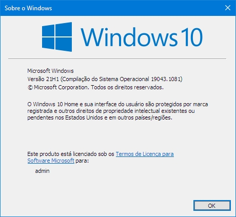 Windows10-v21H1-Compilação-19043.1081