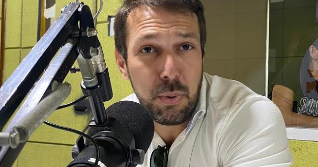 Blog do César Mello: Frailan Mota concede entrevista, fala em provável  pré-candidatura a prefeito e deixa em aberto seu futuro político: 'Em breve  tudo irá se definir'
