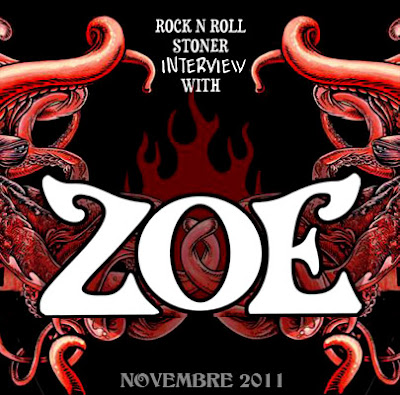 ZOE Interview - Stoner/ Rock'n roll