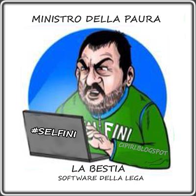 La bestia, come funziona   la propaganda di Salvini.