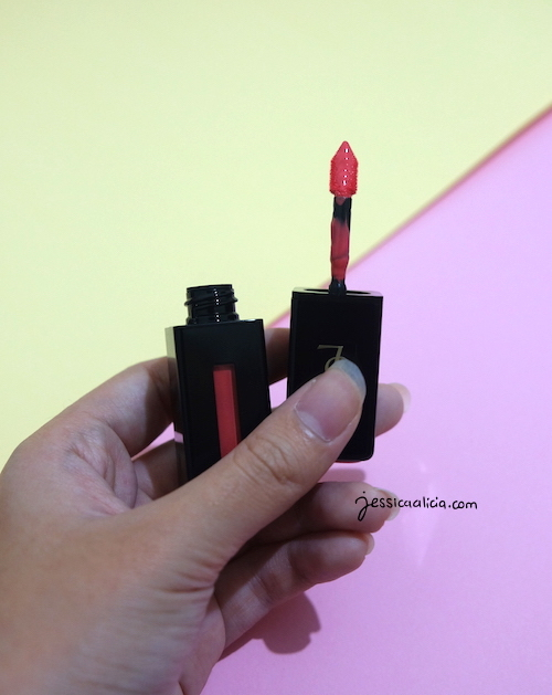 Yves Saint Laurent Vinyl Cream Lip Stain review by Jessica Alicia