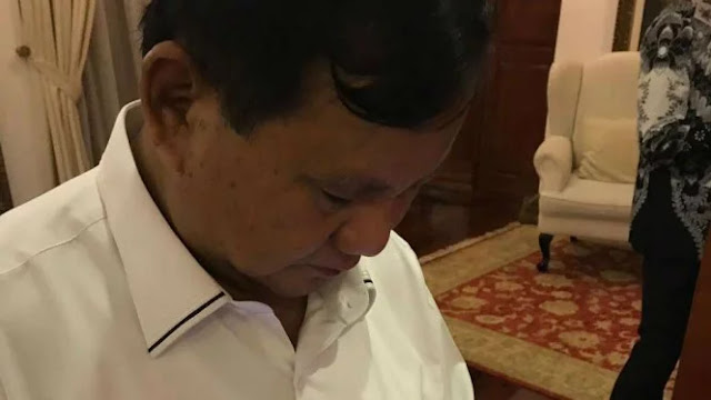 Menguji Pilihan Prabowo