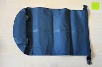 Rückseite: Dry Bag »Krake« Wasserdichte Trockentasche / Seesack / Survival Bag / Trockensack / Ideal für Kajak, Kanu, Segeln, Angeln, Schwimmen, Strand, Snowboarden, Skifahren, Bootfahren, Camping / Schützt Deine Wertsachen und Kleidung vor Staub, Nässe, Sand und Schmutz / 5L gelb