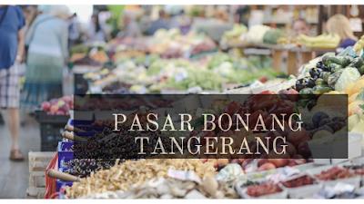 Pasar Bonang Tangerang