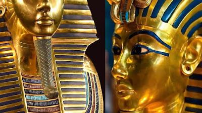 King Tutankhamun Mask pictures
